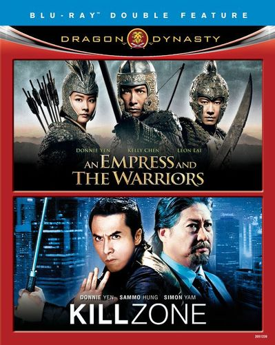 An Empress and the Warriors/Kill Zone [Blu-ray] [2 Discs] 32565257