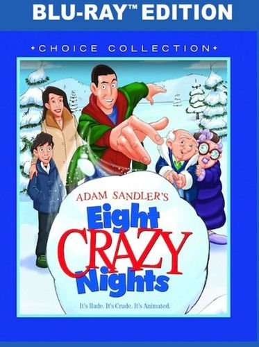 Adam Sandler's Eight Crazy Nights [Blu-ray] [2002] 32565865