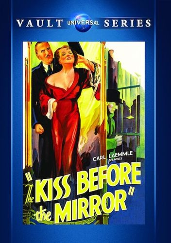 The Kiss Before the Mirror [DVD] [1933] 32570261