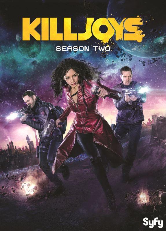 Killjoys: Season Two [2 Discs] [DVD] 32577026