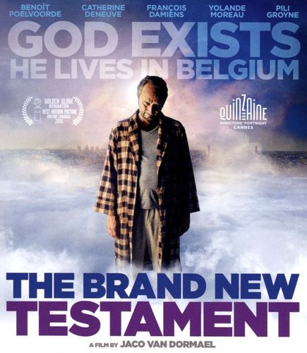 The Brand New Testament [Blu-ray] [2015] 32580225