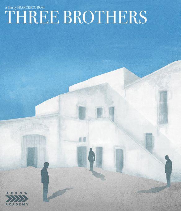 Three Brothers [Blu-ray/DVD] [2 Discs] [1981] 32610027