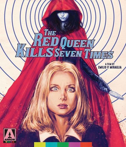 The Red Queen Kills Seven Times [Blu-ray] [1972] 32610054