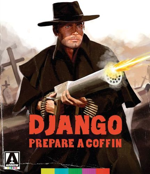 Django Prepare a Coffin [Blu-ray/DVD] [2 Discs] [1967] 32610201