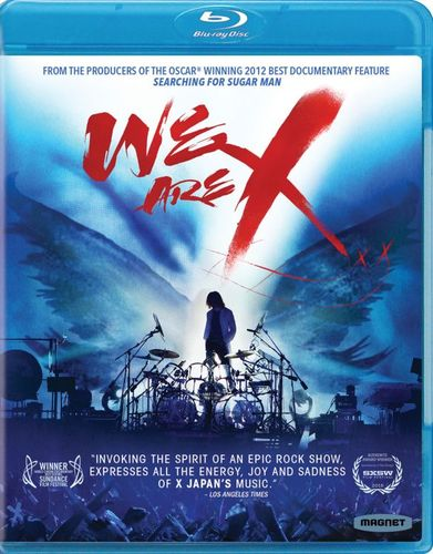 We Are X [Blu-ray] [2016] 32620311