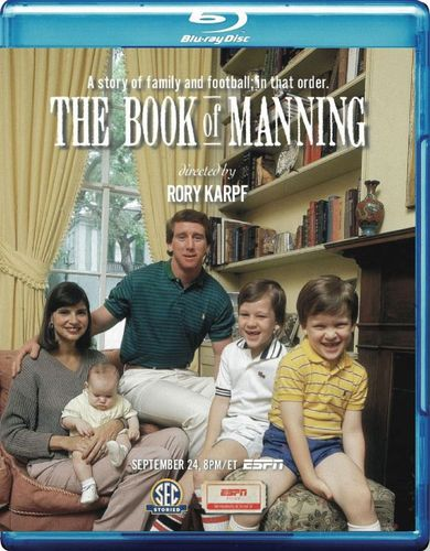 The Book of Manning [Blu-ray] [2013] 32624221