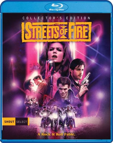 Streets of Fire [Collector's Edition] [Blu-ray] [2 Discs] [1984] 32625307
