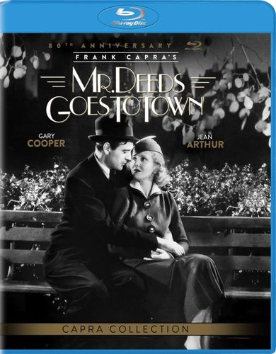 Mr. Deeds Goes to Town [80th Anniversary Edition] [Blu-ray] [1936] 32627636