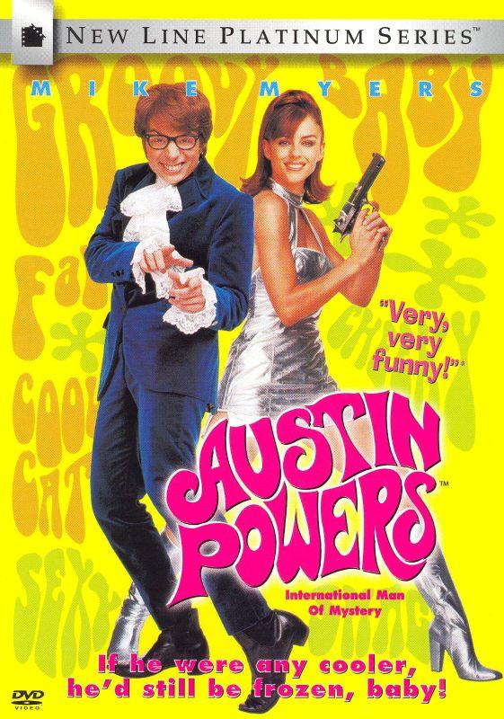 Austin Powers: International Man of Mystery [DVD] [1997] 3267930