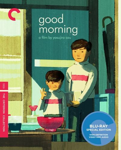 Good Morning [Criterion Collection] [Blu-ray] [1959] 32688689