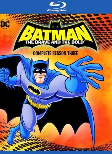 Batman: The Brave and the Bold - The Complete Third Season [Blu-ray] 32689426