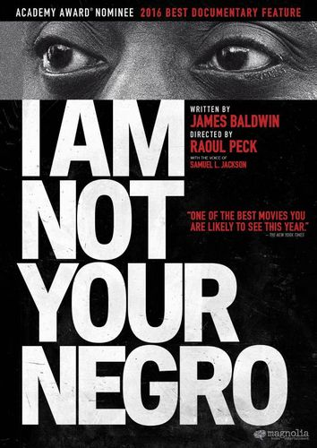 I Am Not Your Negro [DVD]...
