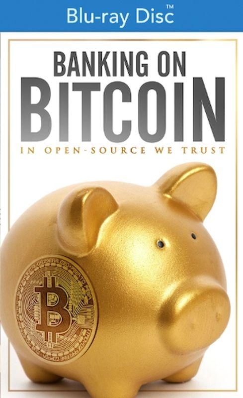 Banking on Bitcoin [Blu-ray] [2016] 32704536