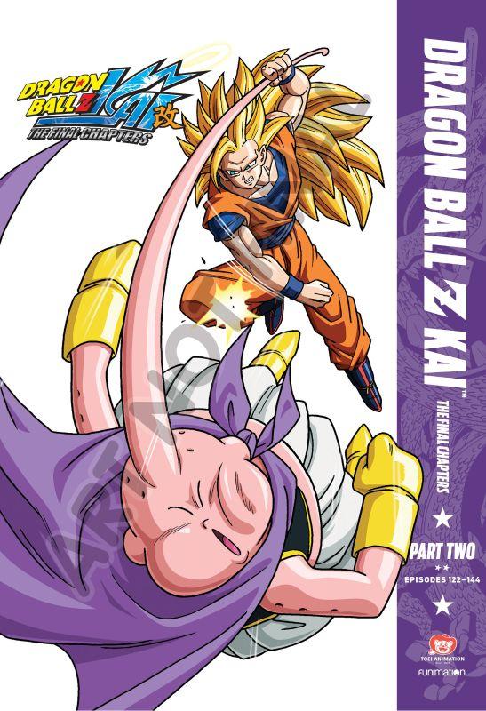 Dragon Ball Z Kai: The Final Chapters - Part Two [DVD] 32709731
