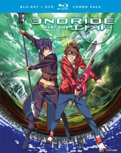Endride: Part One [Blu-ray/DVD[ [4 Discs] [Blu-ray/DVD] 32709777