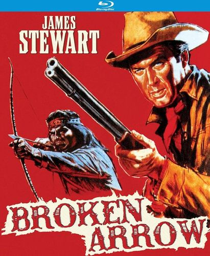 Broken Arrow [Blu-ray] [1950] 32710654