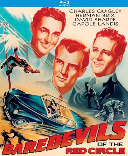 Daredevils of the Red Circle [Blu-ray] [1939] 32710854