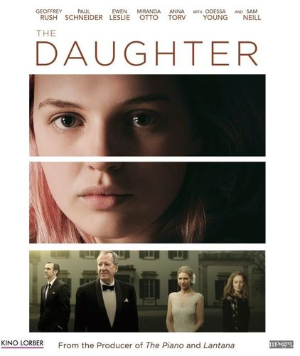The Daughter [Blu-ray] [2015] 32711025
