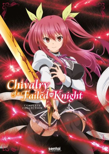Chivalry of a Failed Knight: The Complete Collection [Premium Edition] [CD/2 Blu-ray/3 DVD] [Blu-ray/DVD] 32714215