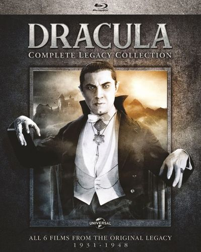 Dracula: Complete Legacy Collection [Blu-ray] 32721049