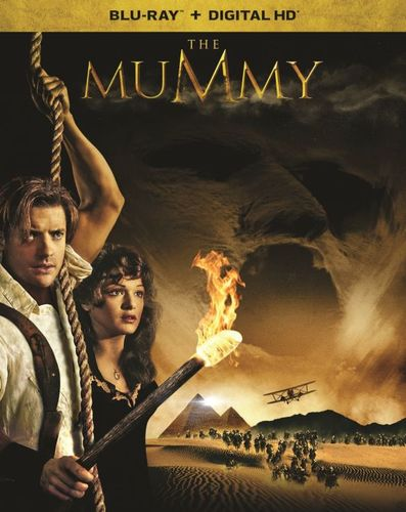 The Mummy [Blu-ray] [1999] 32721181