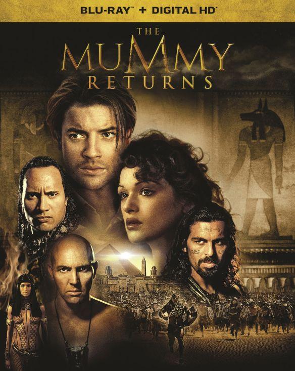 The Mummy Returns [Blu-ray] [2001] 32721214