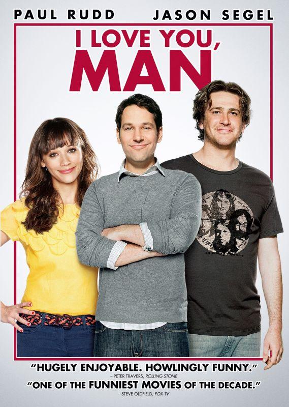 I Love You, Man [DVD] [2009] 32741969