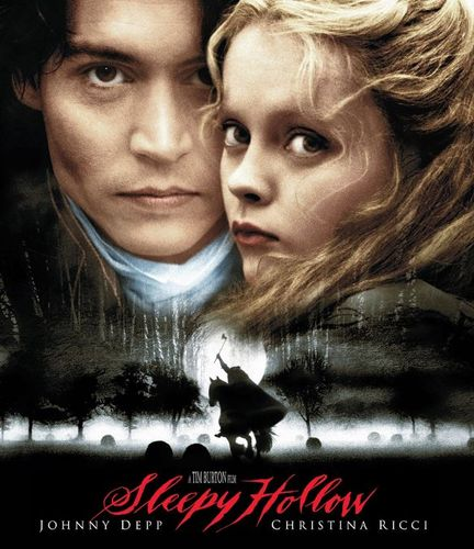 Sleepy Hollow [Blu-ray] [1999] 32742012