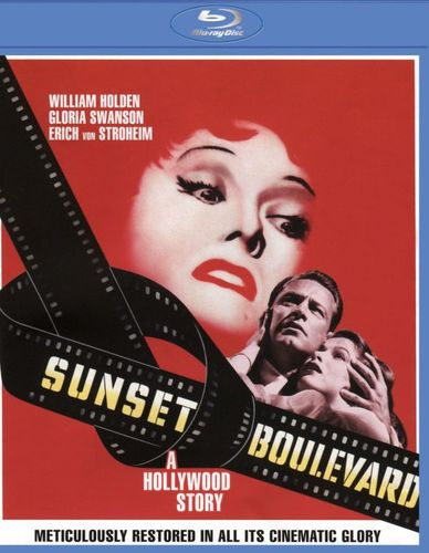 Sunset Boulevard [Blu-ray] [1950] 32742049