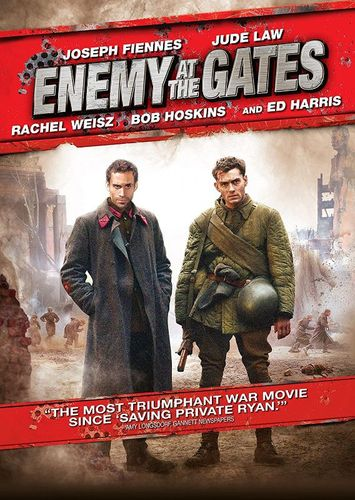 Enemy at the Gates [DVD] [2001] 32742205