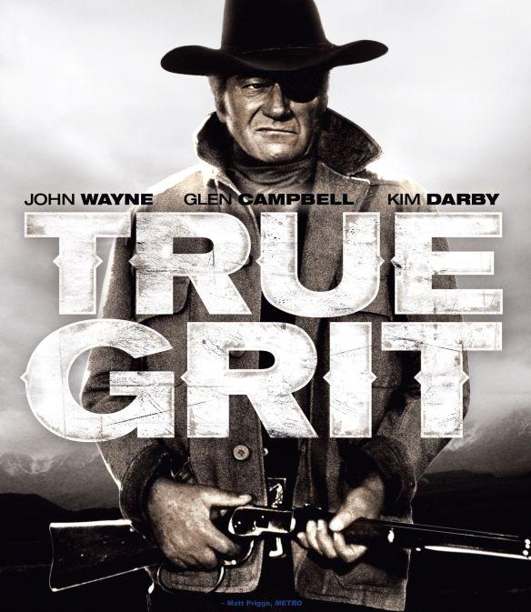 True Grit [Blu-ray] [1969] 32742355