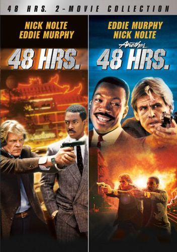 48 Hrs./Another 48 Hrs. [2 Discs] [DVD] 32742373