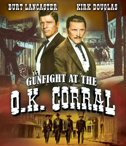 Gunfight at the O.K. Corral [Blu-ray] [1957] 32742586