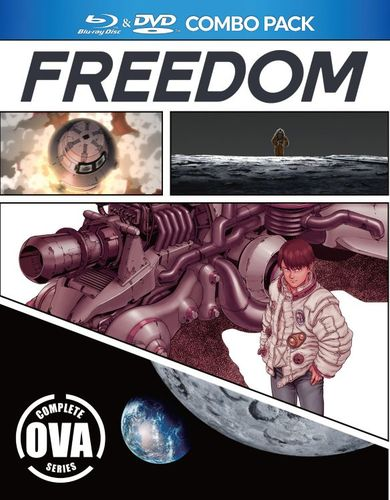 Freedom: The Complete OVA Series [Blu-ray/DVD] [2 Discs] 32748671