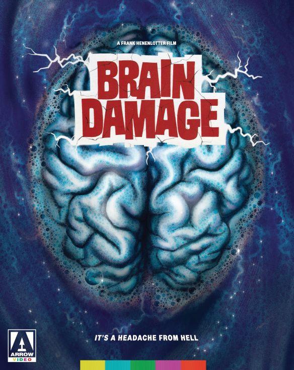 Brain Damage [Blu-ray/DVD] [2 Discs] [1988] 32749024