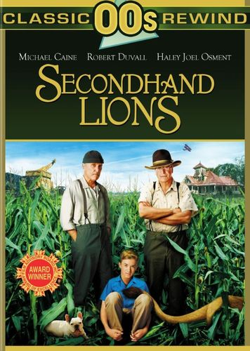 Secondhand Lions [DVD] [2003] 32754764