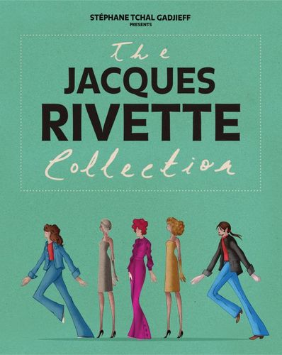 The Jacques Rivette Collection [Limited Edition] [Blu-ray/DVD] [6 Discs] 32755113