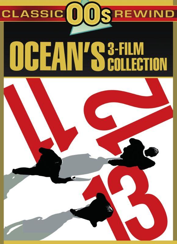 Ocean's Eleven/Ocean's Twelve/Ocean's Thirteen [2 Discs] [DVD] 32756437