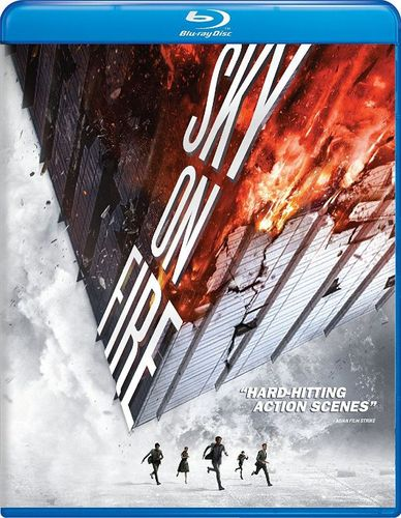 Sky on Fire [Blu-ray] [2016] 32762116
