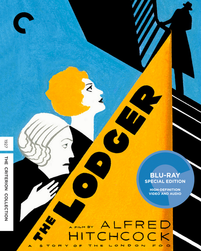 The Lodger: A Story of the London Fog [Criterion Collection] [Blu-ray] [1927] 32777385