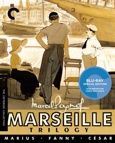 The Marseille Trilogy: Marius/Fanny/Cesar [Criterion Collection] [Blu-ray] [3 Discs] 32777409