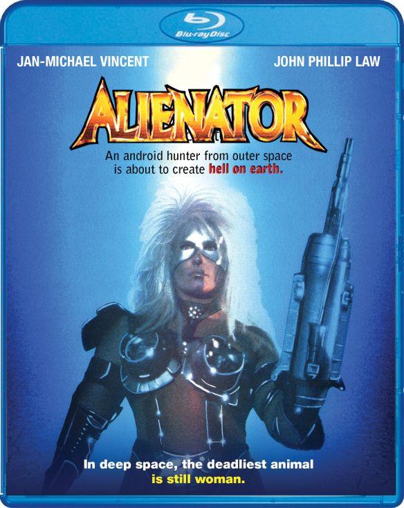 Alienator [Blu-ray] [1989] 32778524