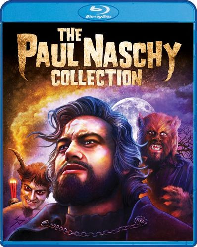 The Paul Naschy Collection [Blu-ray] [5 Discs] 32778579