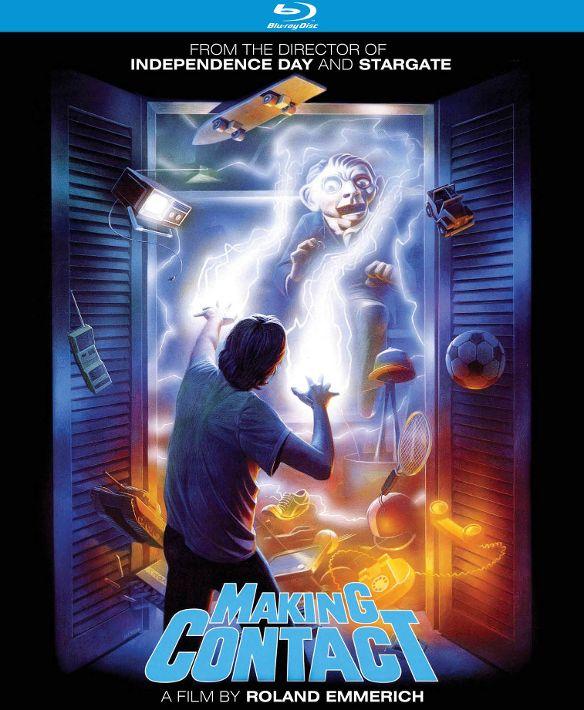 Making Contact [Blu-ray] [1985] 32780214