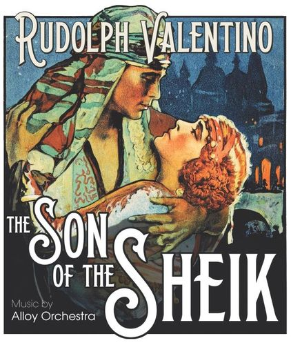 The Son of the Sheik [Blu-ray] [1926] 32786753