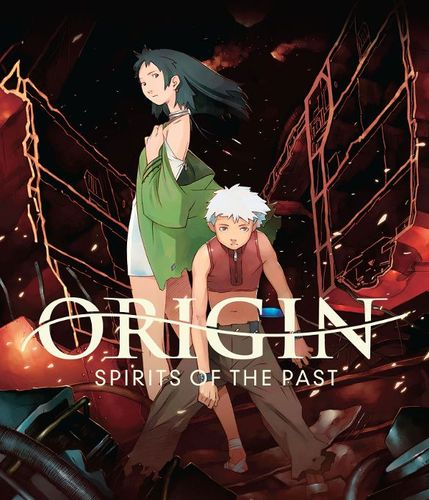 Origin: Spirits of the Past [Blu-ray/DVD] [2 Discs] [2006] 32787989