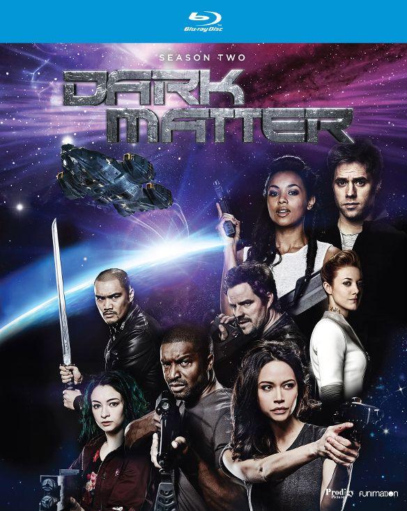Dark Matter: Season Two [Blu-ray] [3 Discs] 32788243