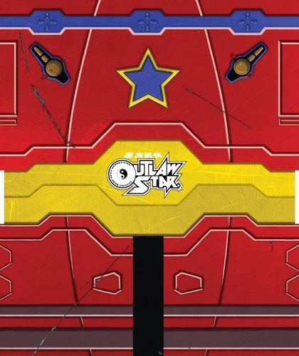 Outlaw Star: The Complete Series [Blu-ray/DVD] [7 Discs] 32788252