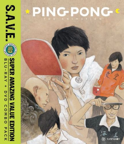 Ping Pong: The Complete Series [S.A.V.E.] [Blu-ray] 32788298