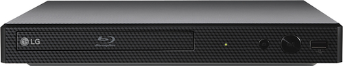 LG BP350 Built-In Wi-Fi Blu-Ray Disc Player, Black 1621574